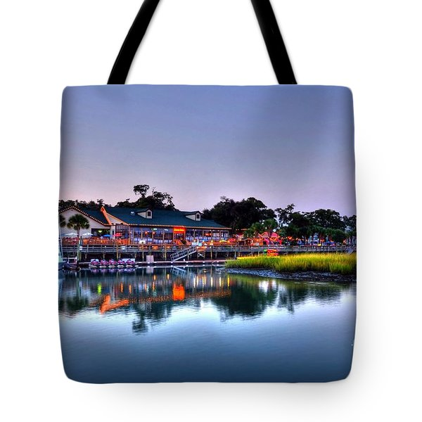 Murrells Inlet Evening Tote Bag