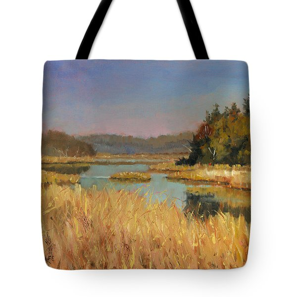 Murvale Creek Tote Bag