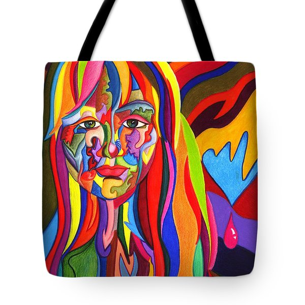 Muse Metamorphosis Tote Bag