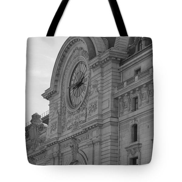 Musee D'orsay Tote Bag by Cheryl Miller