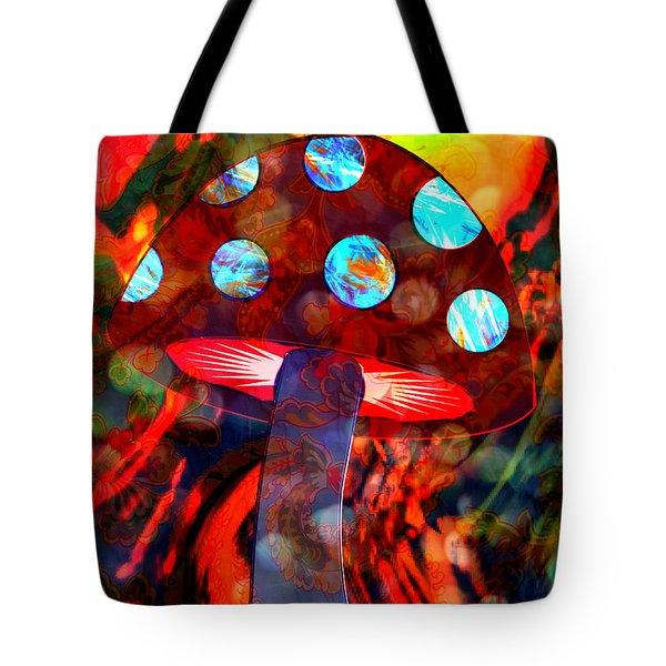 Mushroom Delight Tote Bag