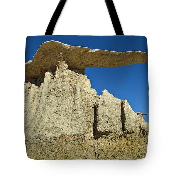 Mushroom Hoodos Bisti Wilderness Tote Bag