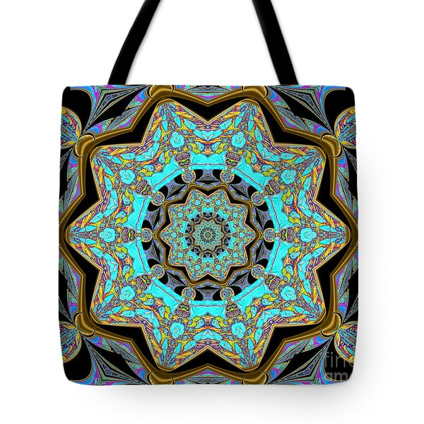 Music And Soul Tote Bag