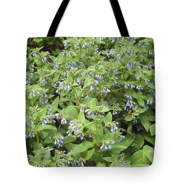 Music In The Bush Tote Bag