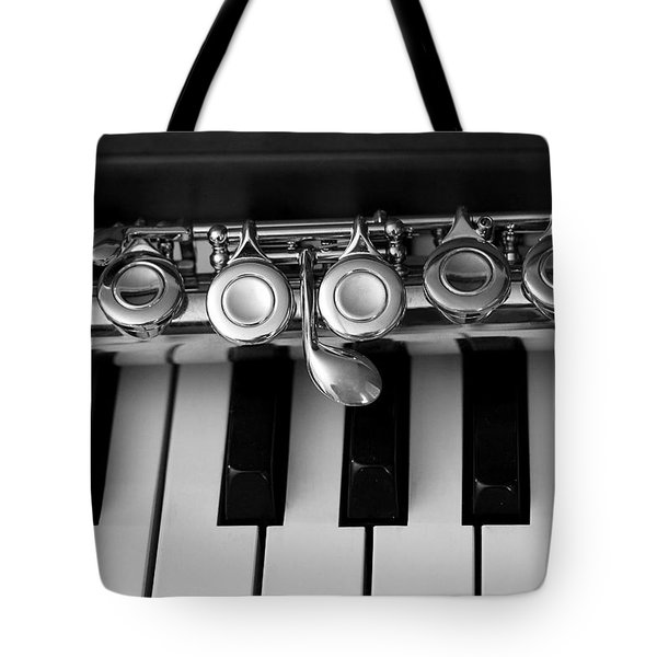 Music Lesson Tote Bag