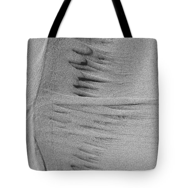 Music Of Sand Tote Bag