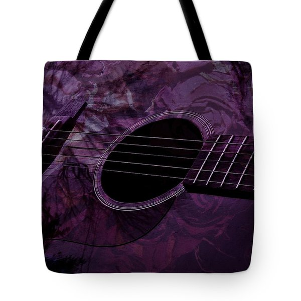 Music Of The Roses Tote Bag