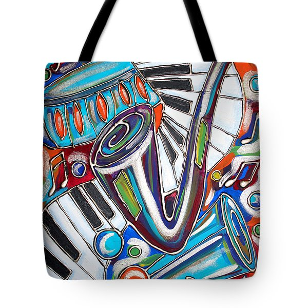 Music Time 2 Tote Bag