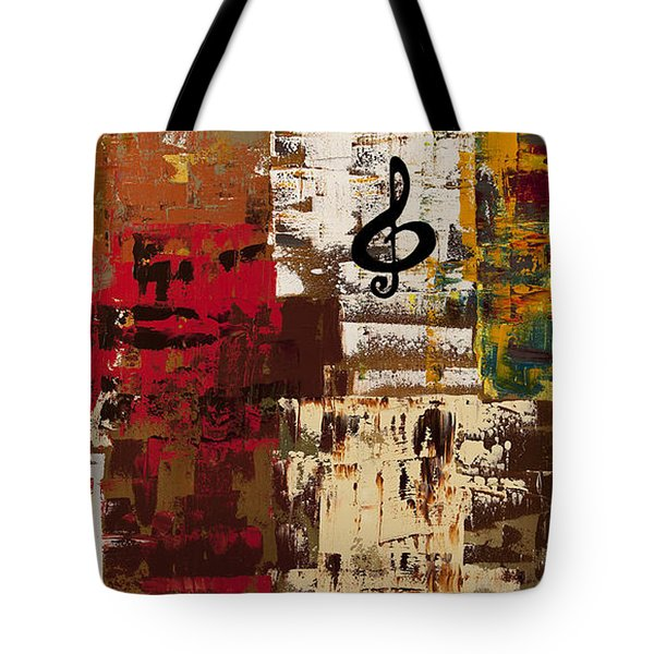 Music World Tour Tote Bag