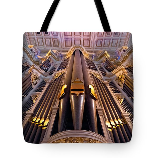 Musical Aspirations Tote Bag