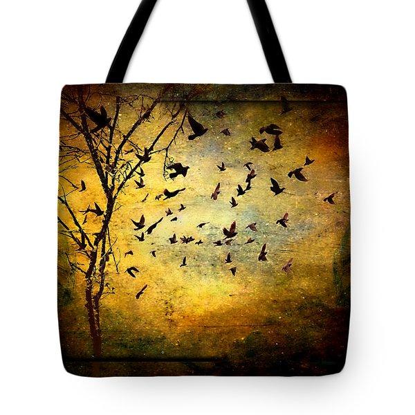 Musicisti Dell'aria Tote Bag