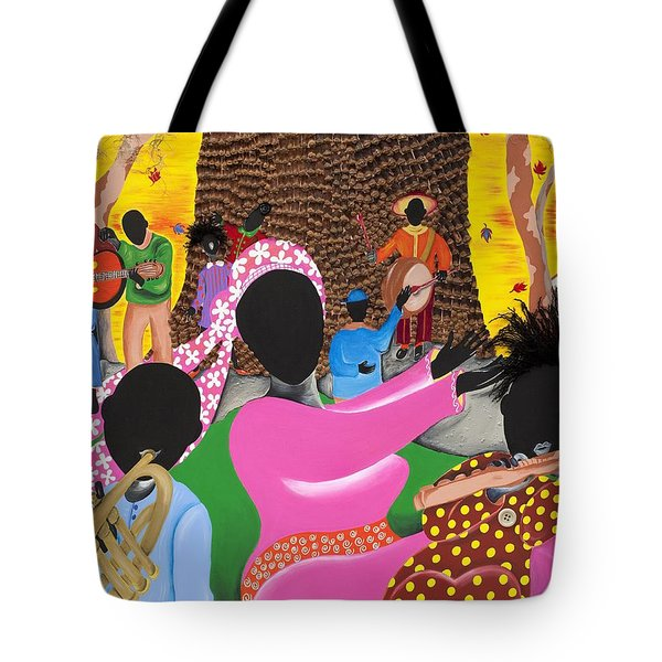 Music's Teachers Tote Bag