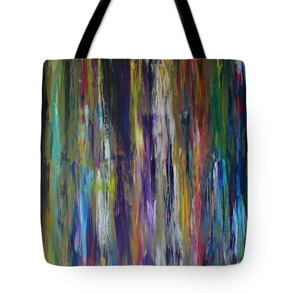 Must First Survive Thyself Tote Bag by Michael Cross