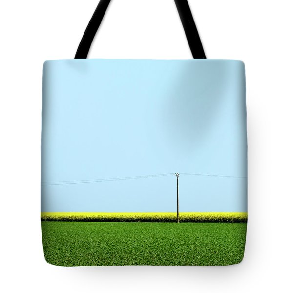 Mustard Sandwich Tote Bag by Dave Bowman
