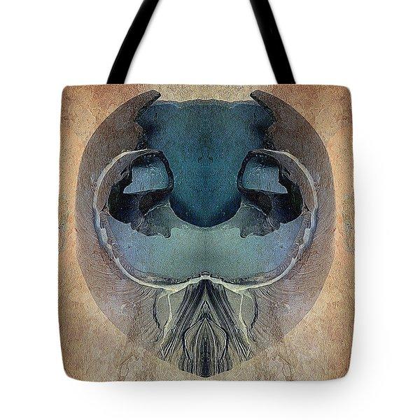 Mutation Tote Bag by WB Johnston
