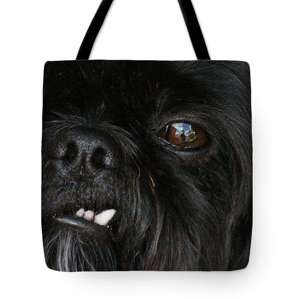 Mutley Tote Bag