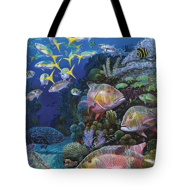 Mutton Reef Re002 Tote Bag