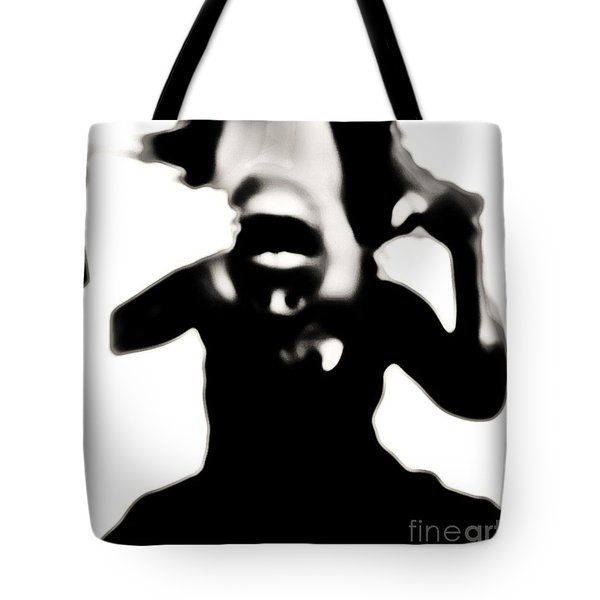 My Agony Tote Bag by Jessica Shelton