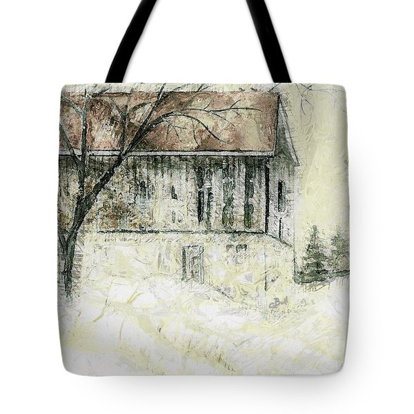 Caledon Barn Tote Bag