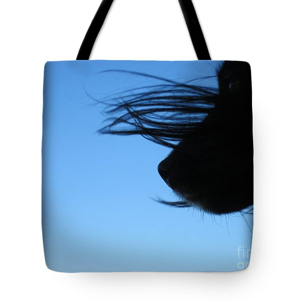 My Best Friend Tote Bag