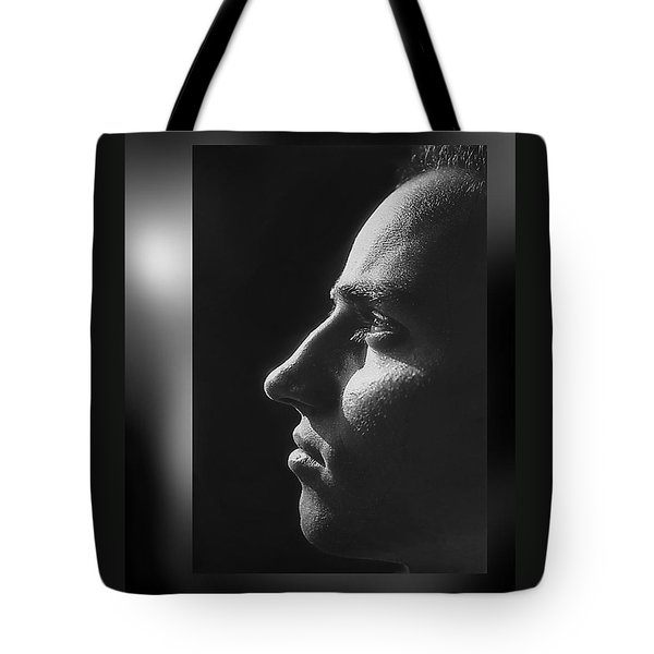Tote Bag featuring the photograph Just  Don' T  Smoke  by Hartmut Jager