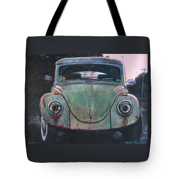 My Bug Tote Bag by Blue Sky