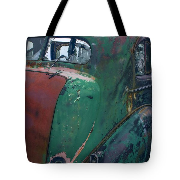 My But  You Have Let  Yourself Go Tote Bag by Jean Noren