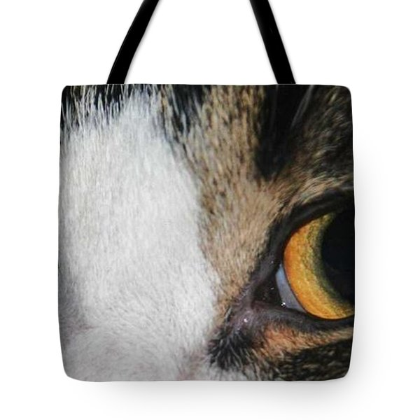 My Cat Is The Cat Of All Cats Tote Bag by PainterArtist FIN
