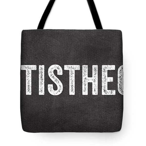 My Cat Is The Cutest Tote Bag by Linda Woods