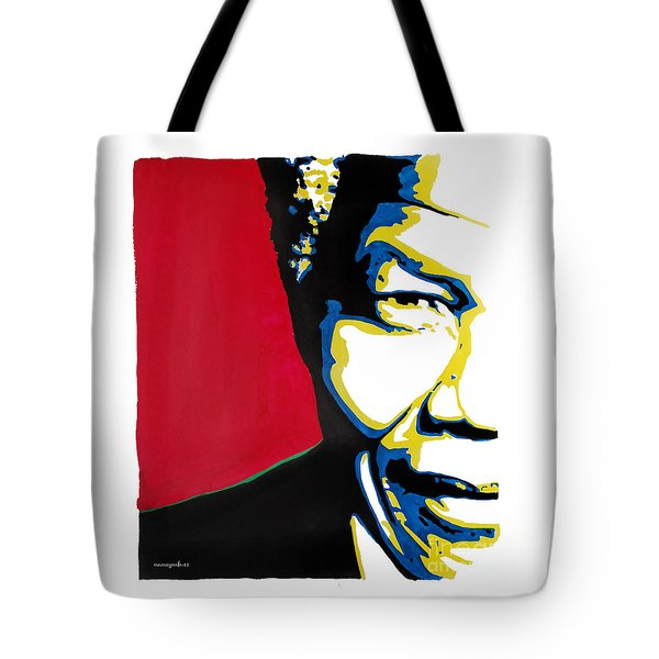 My Dear Nelson Mandela Tote Bag