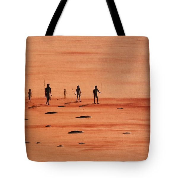 My Dreamtime 2 Tote Bag by Tim Mullaney