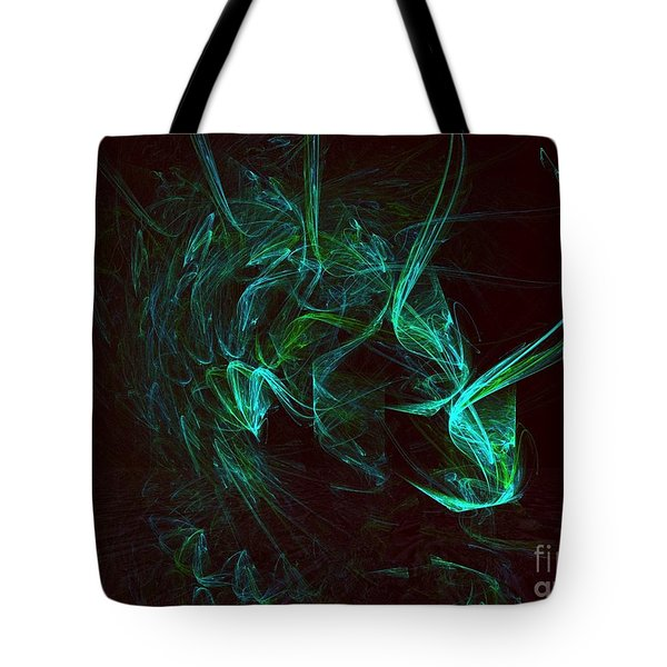 My Exotic Pet Tote Bag by Elizabeth McTaggart