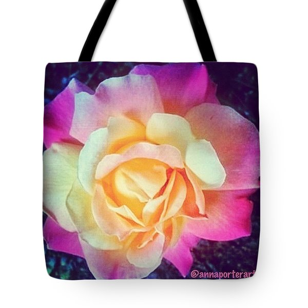 My Favorite Rose - The Lady Diana Tote Bag