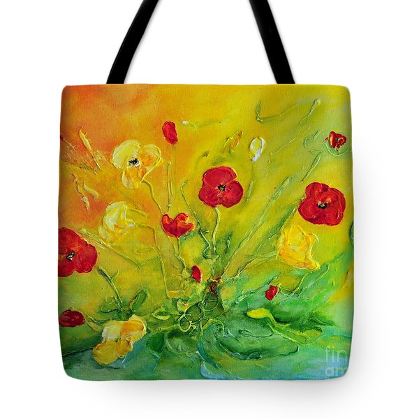 My Favourite Tote Bag by Teresa Wegrzyn