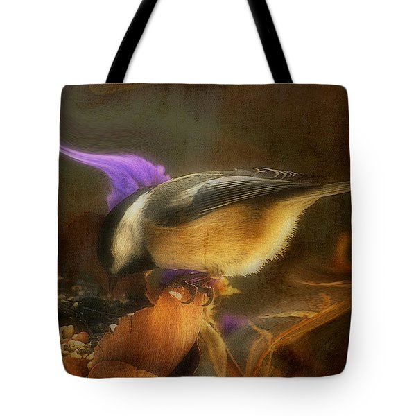 My Good Fortune... Tote Bag