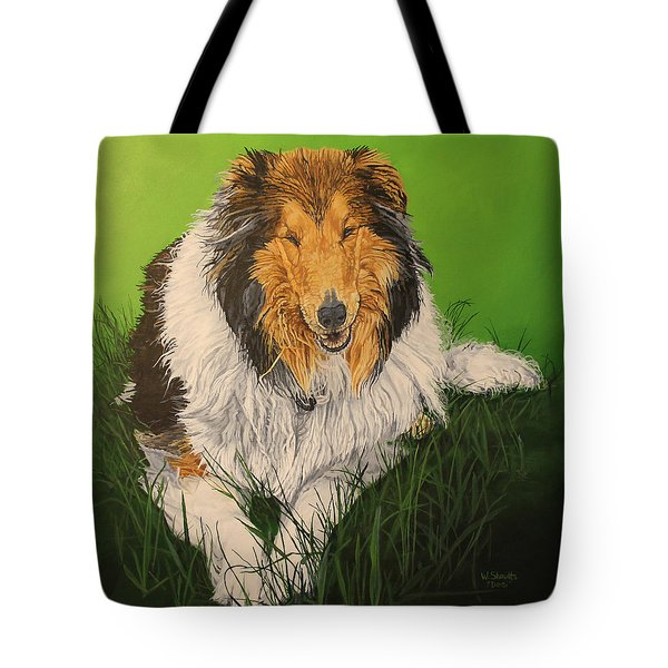 My Guardian  Tote Bag by Wendy Shoults