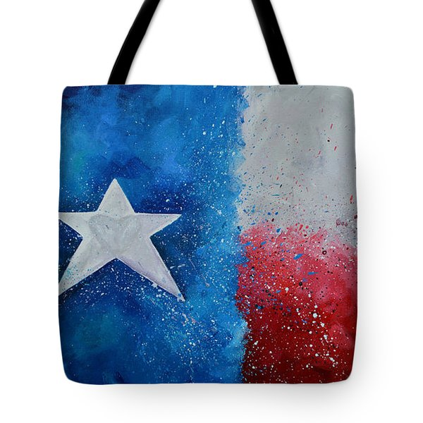 My Heart Belongs To Texas Tote Bag
