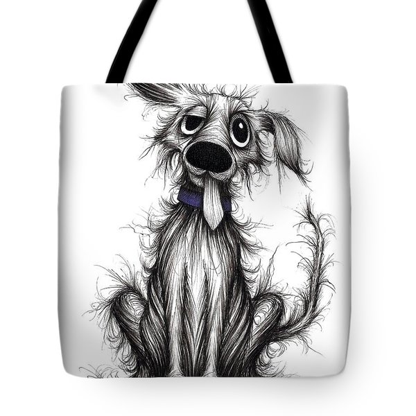 My Horrid Dog Tote Bag