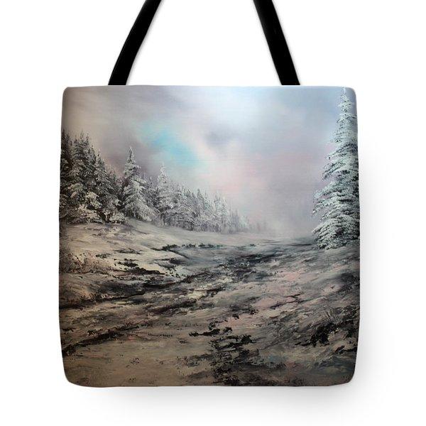 My Idea Of Heaven Tote Bag