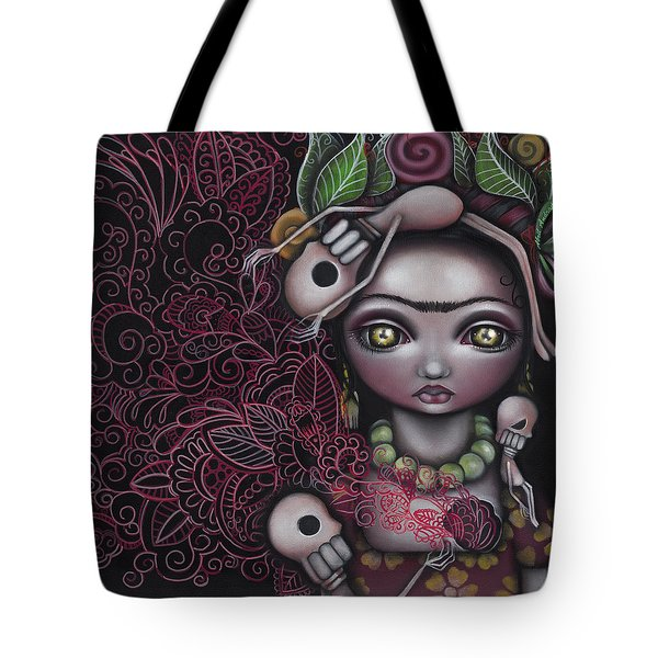 My Inner Feelings Tote Bag
