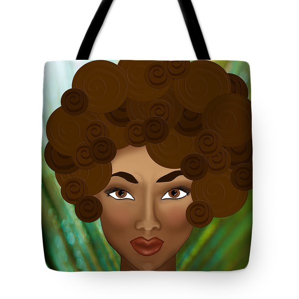 Tote Bag featuring the photograph My Inner Nubian Goddess by Lisa Knechtel