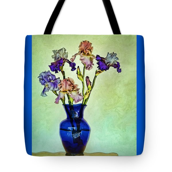 My Iris Vincent's Genius Tote Bag