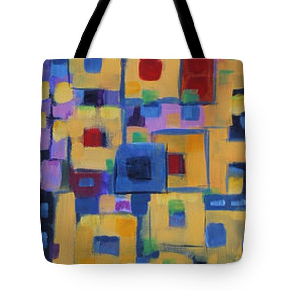 My Jazz N Blues 1 Tote Bag by Holly Carmichael