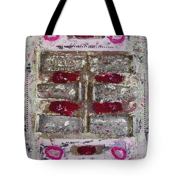 My Jewel Tote Bag by Mini Arora