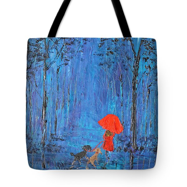 My Journey  Tote Bag