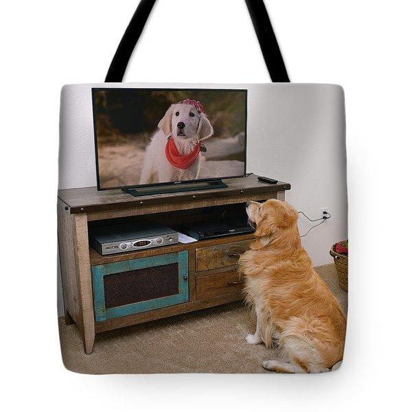 My Kind Of Movie Tote Bag