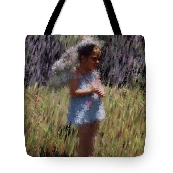 My Lee Tote Bag by Vickie G Buccini