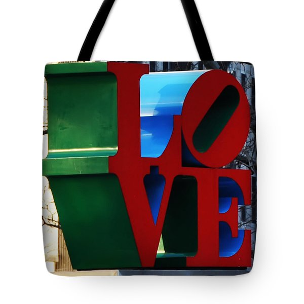 My Love  Tote Bag by Bill Cannon