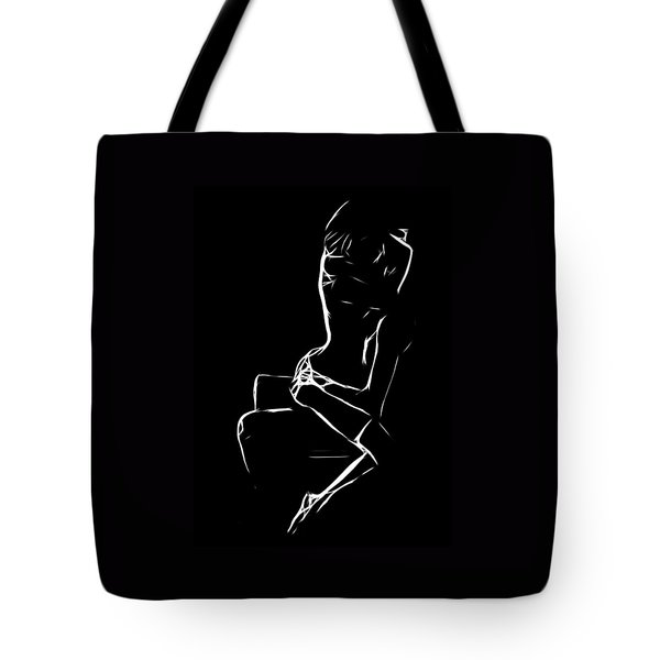 My Lover Tote Bag