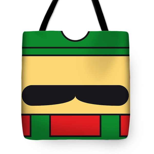 My Mariobros Fig 02 Minimal Poster Tote Bag